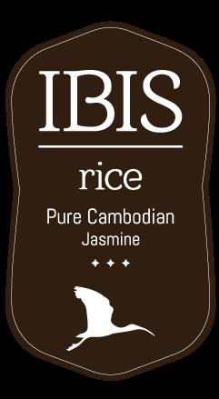 Ibis Rice Logo