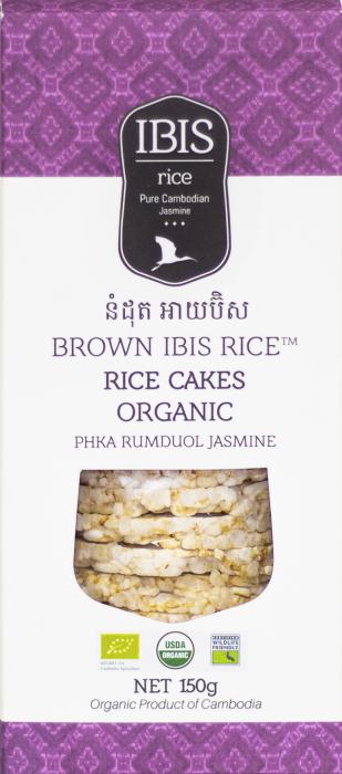 IBIS Brown Rice Cakes