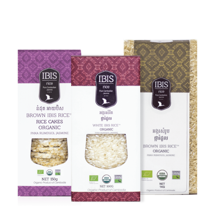 IBIS Rice Products