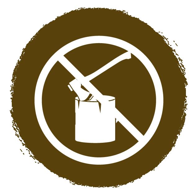 Zero Logging Icon