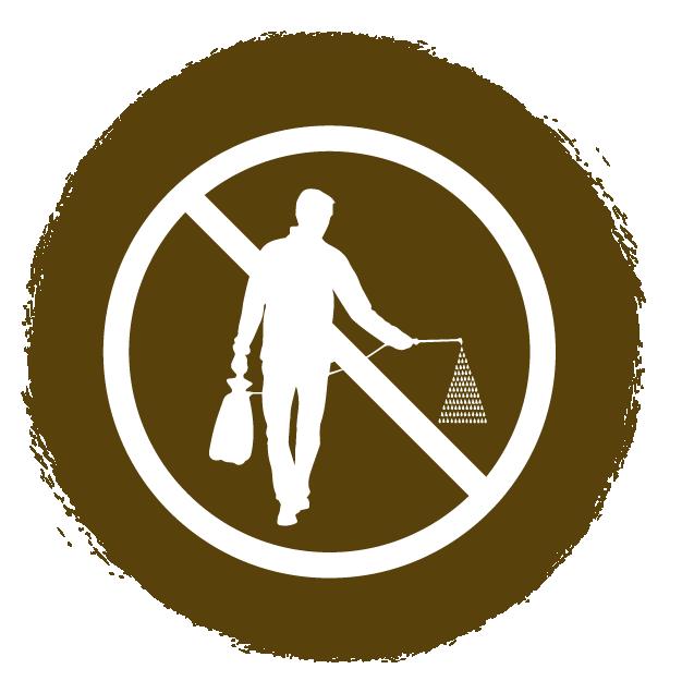 Zero Chemicals Icon