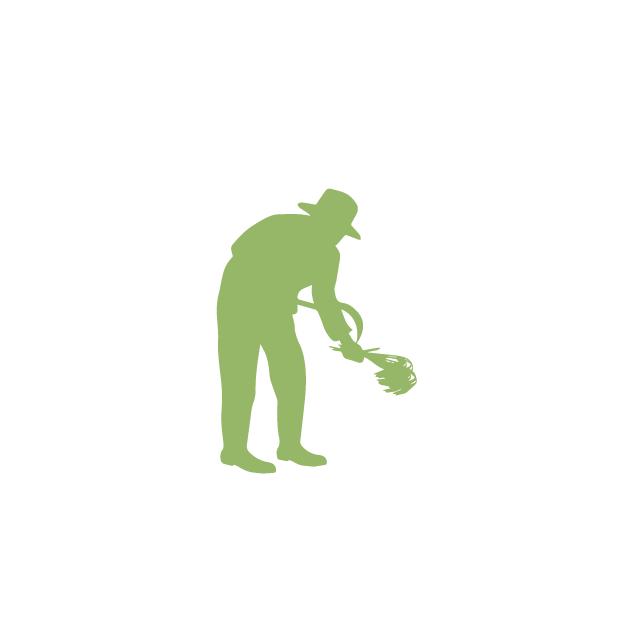 IBIS Rice Farmer Icon