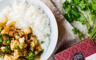 Cha Kney Sach Moun (Khmer Chicken & Ginger Stir-fry)