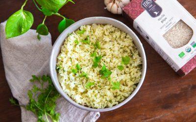 Lime & Coriander Jasmine Rice
