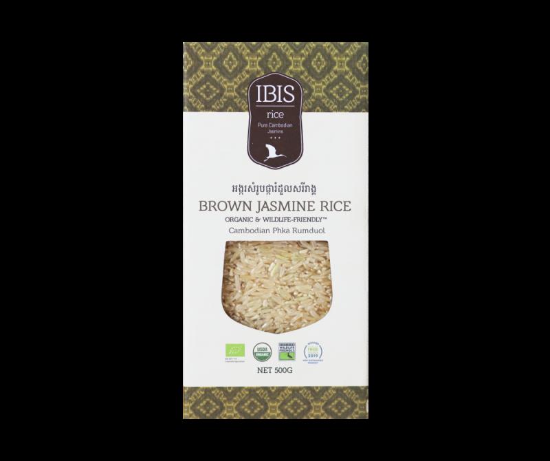 Brown Jasmine Rice 500g